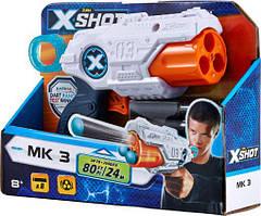 Бластер X-Shot EXCEL MK 3 (8 патронів)
