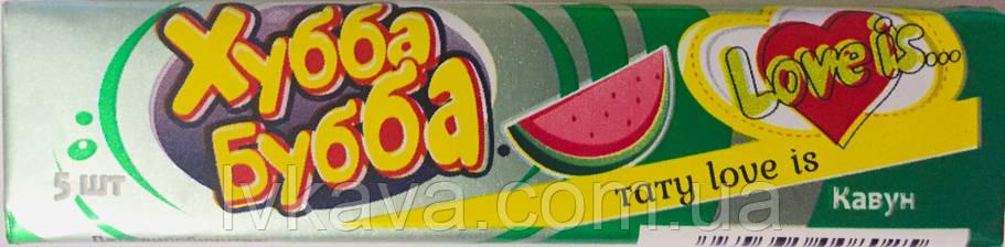Жевательная резинка Хубба Бубба арбуз , 20  гр , фото 2