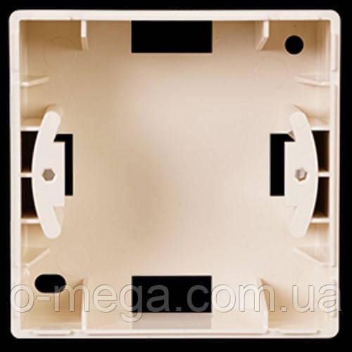 Коробка для зовнішнього монтажу Gunsan Visage, кремова