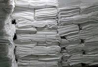 Полипропиленовый мешок на 50 кг, белый, размер 50*90см