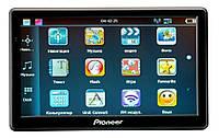 """Автомобильный GPS Навигатор 5"""" Дюймов Экран Pioneer P-6601TV с Телевизором"""