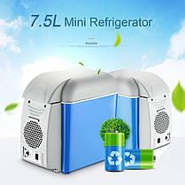Автомобильный холодильник / нагреватель, 7.5 литров, фото 3