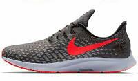 Кроссовки Nike Air Zoom Pegasus 35 Grey Orange Men's Running Shoes Серые мужские