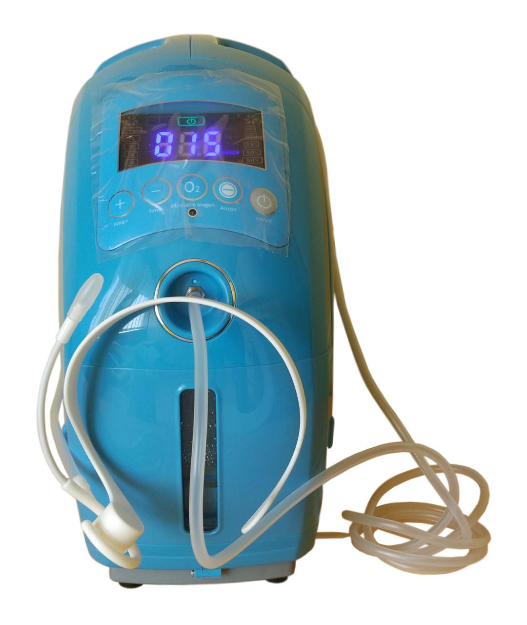 Кислородный концентратор 1,5-9 л/мин