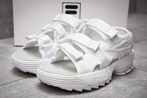 Сандалии женские  Fila Disruptor SD, белые (13482) размеры в наличии ► [  36 (последняя пара)  ]
