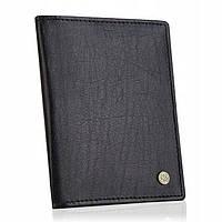 Тонкий чоловічий шкіряний гаманець BETLEWSKI RFID