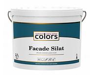 СOLORS Facade Silat силикатная фасадная краска 2,7л