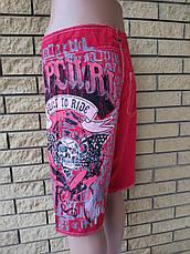 Шорты мужские брендовые на липучке со шнуровкой реплика RIP CURL, фото 2