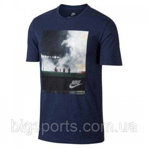 Футболка муж. Nike M Nsw Tee Cncpt Blue 5 (арт. 891903-429)