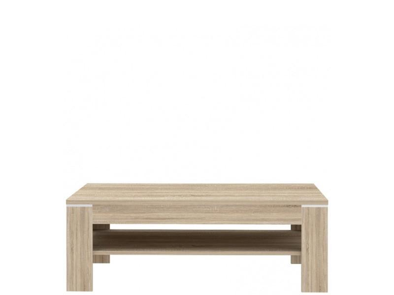 Журнальный столик SVOT22-D30 COMBINO Forte дуб сонома/венге