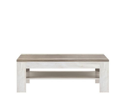 Журнальный столик SVOT22-T75 DURO Forte пиния белая/дуб античный