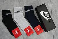 Носки мужские Nike (3 пары, красная этикетка, высокие)