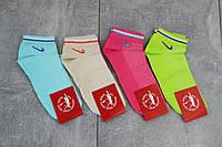 Носки женские Nike (4 пары, красная этикетка, короткие)