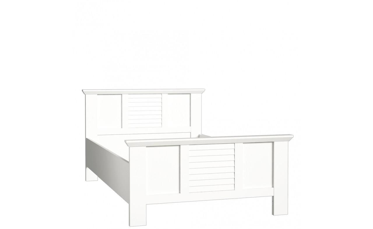 Кровать MDNL1123-U42 MARIDA Forte белый матовый