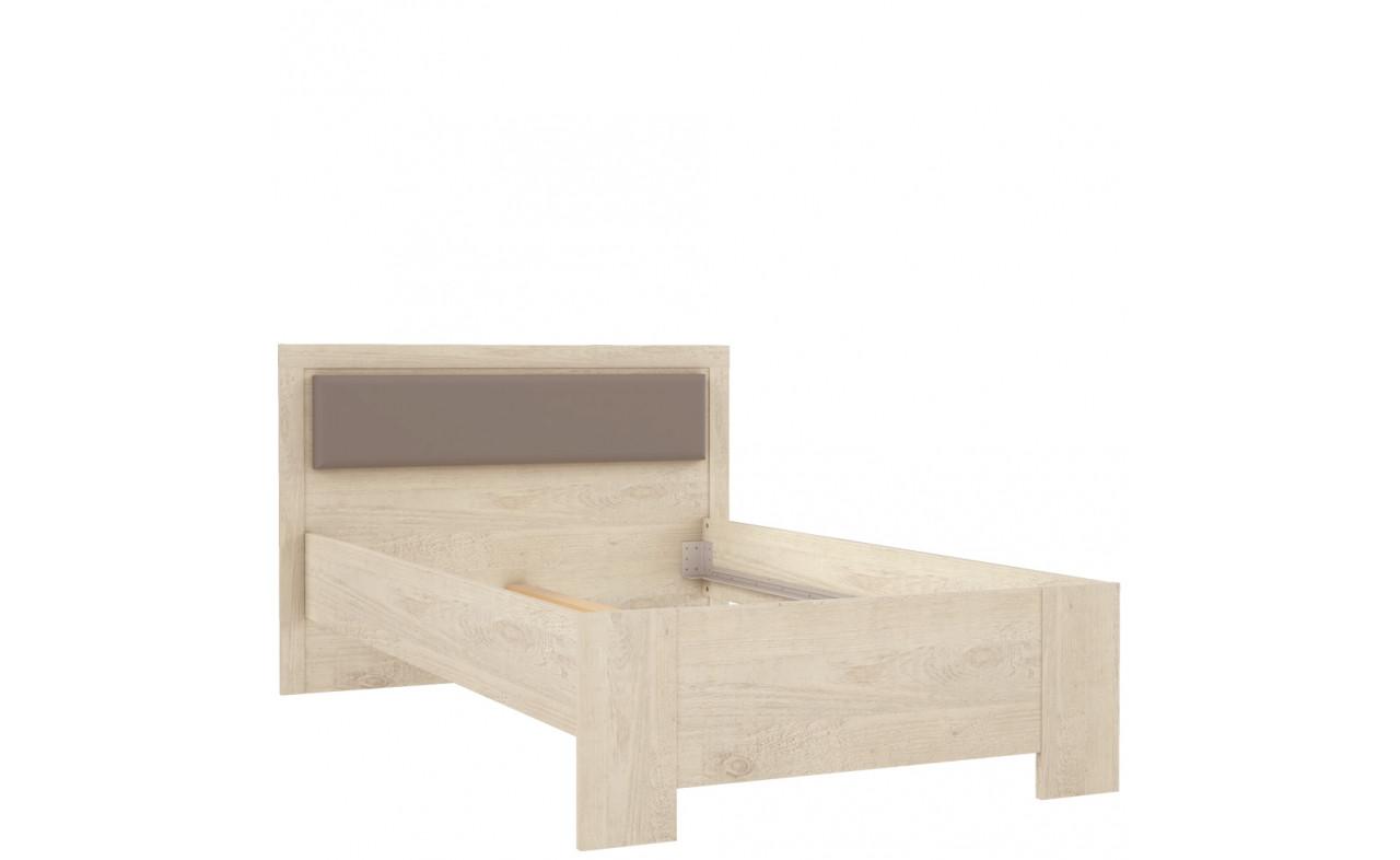 Кровать EDSL1121-D43 MEDANOS Forte сосна белая