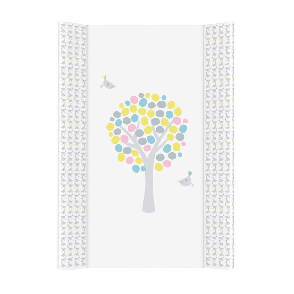 Пеленальная доска Ceba Baby 50х70 дерево (Повивальна дошка CEBA NK/TK /50*70/Солодкий дерево)
