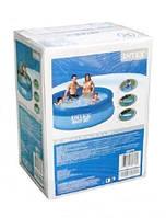 Надувной бассейн Intex 28112, 244 х 76 см + фильтрующий насос, фото 6