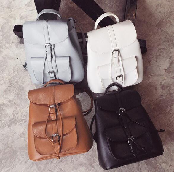 Женский модный рюкзак на затяжке