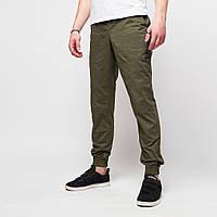 """Молодежные мужские штаны-карго оливковые """"Безумный Макс"""" - S, L"""