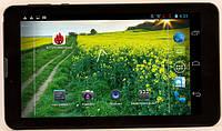Планшет Samsung Android 7 дюймов - 8дра+1Gb +16Gb +2Sim+Bluetooth+GPS Навигация андроид 3G,4G LTE телефон