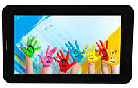 Планшет Samsung Android 7 дюймов - 8дра+3Gb +32Gb +2Sim+Bluetooth+GPS Навигация андроид 3G,4G LTE телефон