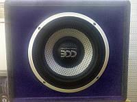 Сабвуфер Активный 10 дюймов CCЕ Оригинал НЧ динамик колонка в авто для дома автоакустика глубокий бас Саб 10