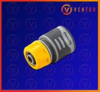 """Коннектор для шланга  Presto-P 1/2"""" (4111Т)"""