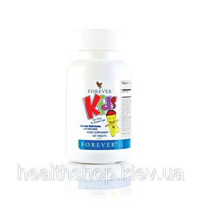 Дитячі мультивітаміни Кідз