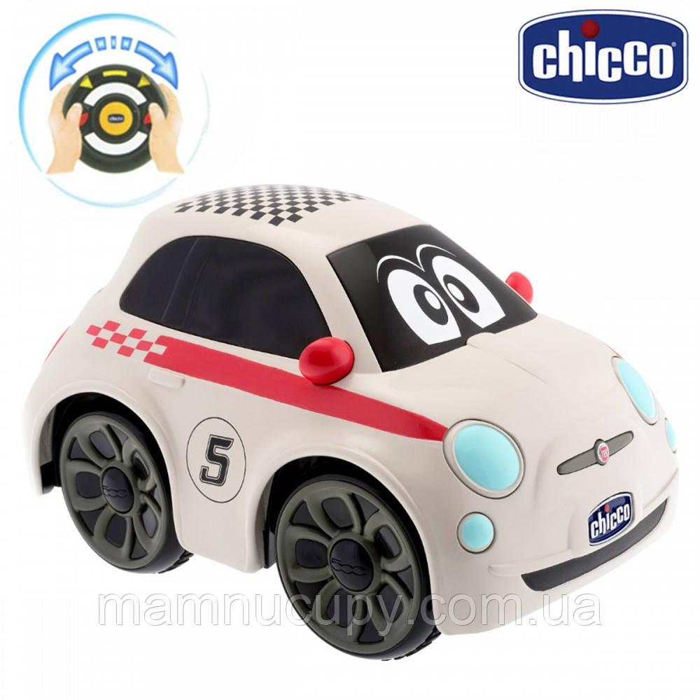Машинка Chicco - Fiat 500 Sport (07275.00) на радиоуправлении