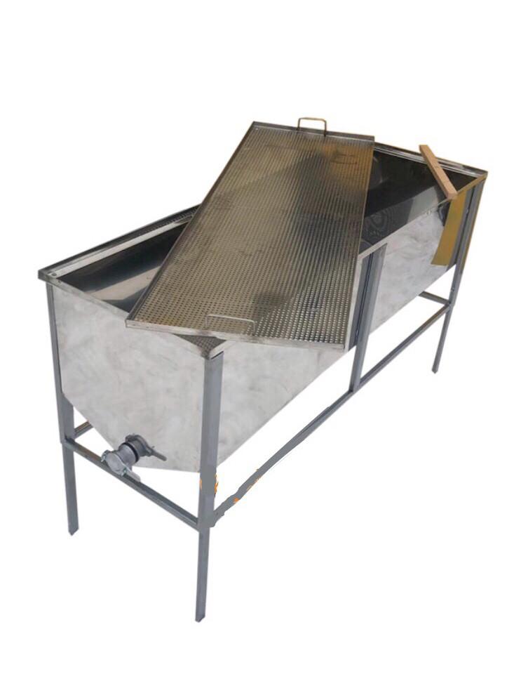 Стол для распечатки сот 1.5 м (с плоской корзиной)