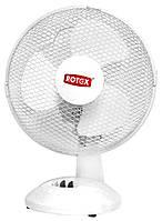 Настольный вентилятор ROTEX RAT-01-E