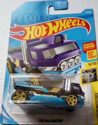 Машинка Hot Wheels 2019 The Haulinator
