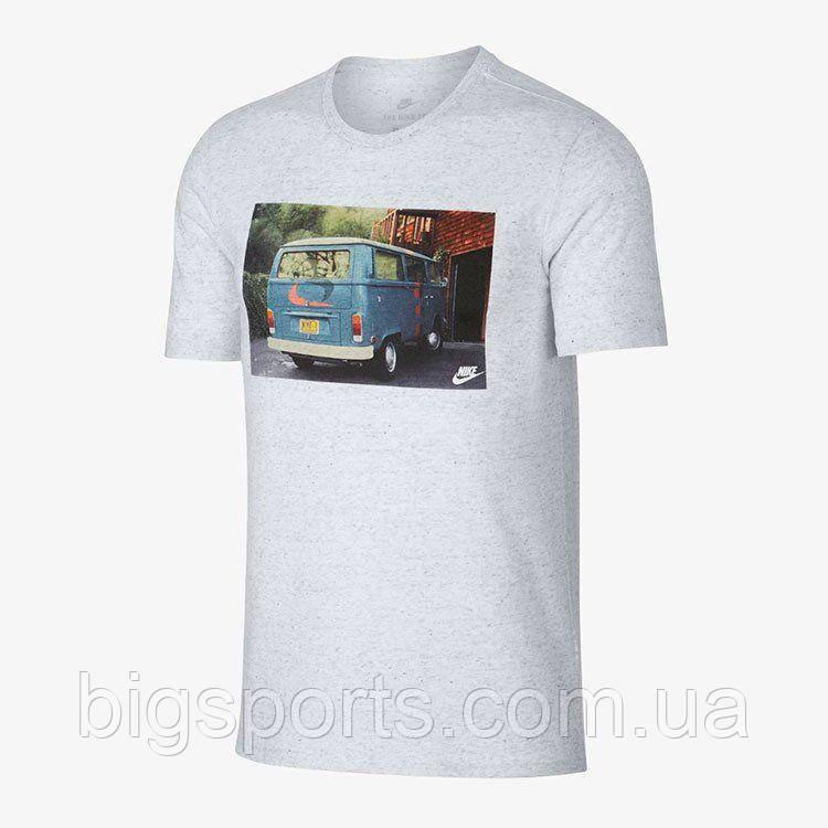 Футболка муж. Nike M Nsw Tee Cncpt Red 2 (арт. 911946-100)