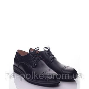 Туфли Черная кожа