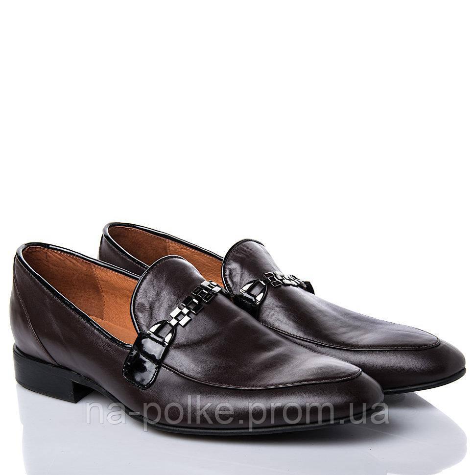 Туфли Коричневая кожа
