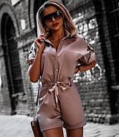 Комбинезон женский летний с шортами в расцветках 50608