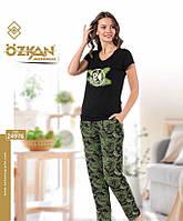 Комплект женский  футболка со штанами  (вискоза)  OZKAN