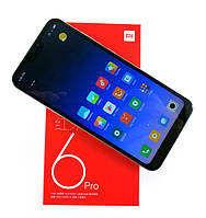 "Смартфон Xiaomi Redmi 6 Pro Global (""5.84 экран; памяти 4/64GB, батарея 4000 мАч)"