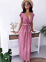 Платье летнее длинное в расцветках 36743