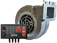 Автоматика для твердотопливного котла, вентиляторы для котла, дымососы