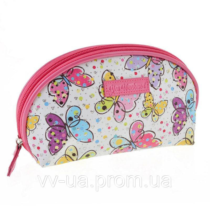 Косметичка Yes YW-34 Butterflies (532644)