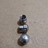 Форсунка пробивная 1/8 насадка для прочистки канализационых труб, фото 2
