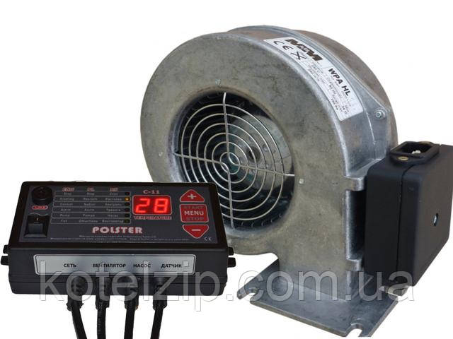 Комплект автоматики для котла Polster c11 Wpa x2