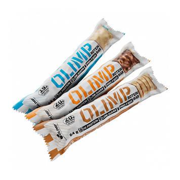 Протеиновый батончик OLIMP Protein Bar 64 г  вишня