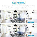 FREDI 1080P облачная охранная WiFi IP камера YCC365, фото 5