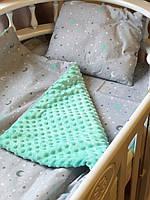 Детский постельный набор Newbornsize, до 2-х лет (nightsky)