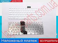 Клавиатура HP Pavilion 11-d 11-r 11-p 11-y 11-n rus white без фрейма