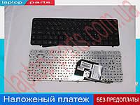 Клавиатура HP Pavilion dv6-3000 черная с черной рамкой вертикальный Enter type 3 Orig