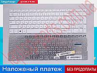 Клавиатура Samsung NP370R5E, NP450R5E, NP450R5V, NP470R5E, NP510R5E BA59-03621C white
