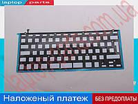 """Подсветка для клавиатуры ноутбука APPLE MacBook Pro A1278 2008 2009 2010 2011 13.3"""" rus black вертикальный Enter"""